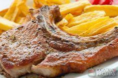 Receita de Bisteca assada com batata em receitas de carnes, veja essa e outras receitas aqui!