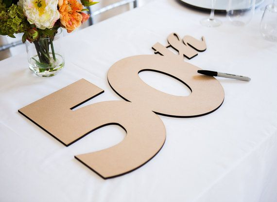 Hey, I found this really awesome Etsy listing at https://www.etsy.com/listing/197905971/50th-anniversary-guestbook-sign-or-photo