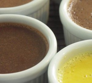 ... Vanilla Custards (Pots de Crème) and a tutorial   Vanilla, Chocolate