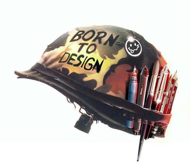 Born to design.