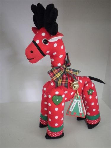 EDELWEISS GALLERY - Christmas Items  Reindeer by Dlorah Crafts