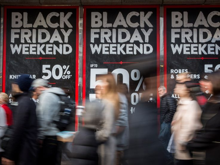 Black Friday is dying a slow death