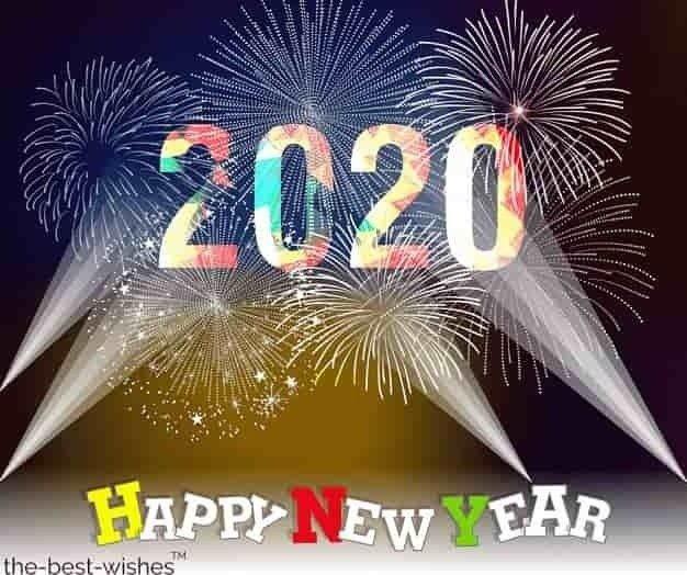54 Happy New Year 2020 Images Happy New Year Images New Year Wishes Images Happy New Year Message