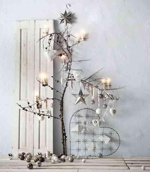 déco de Noël lumineuse