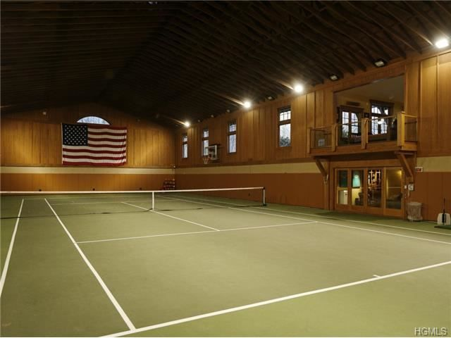 Have you ever seen an indoor tennis court? Armonk, NY Coldwell ...