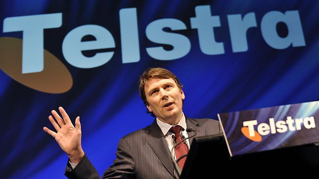 Telstra added three more customers for every new one acquired by rival Optus and both groups benefited from an exodus from Vodafone Hutchison Australia, which lost 375,000 mobile customers in the half ended June because of network issues.Telstra chief financial officer John Stanhope said the new mobile customer acquisition strategy had been profitable, with margins rising to 32 per cent after falling to 29 per cent in the first half of the year.