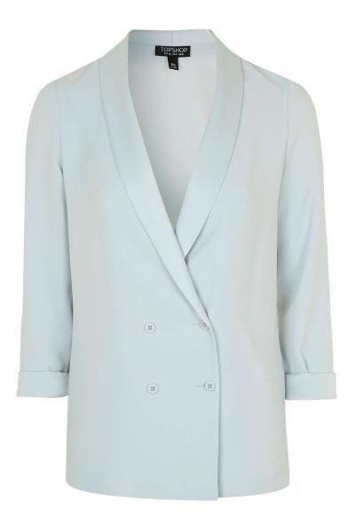 Topshop Soft Tailored Blazer xx