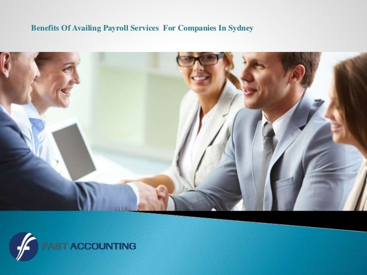 Know the benefits of availing payroll services for companies..