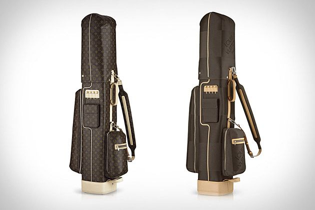 Louis V Golf Bag