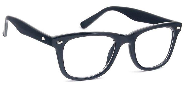 Quot Geek Chic Extra Large Glasses Quot Specspostwayfarer
