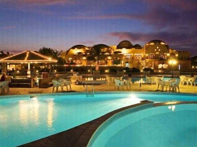 Lista i baza hoteli w Egipcie