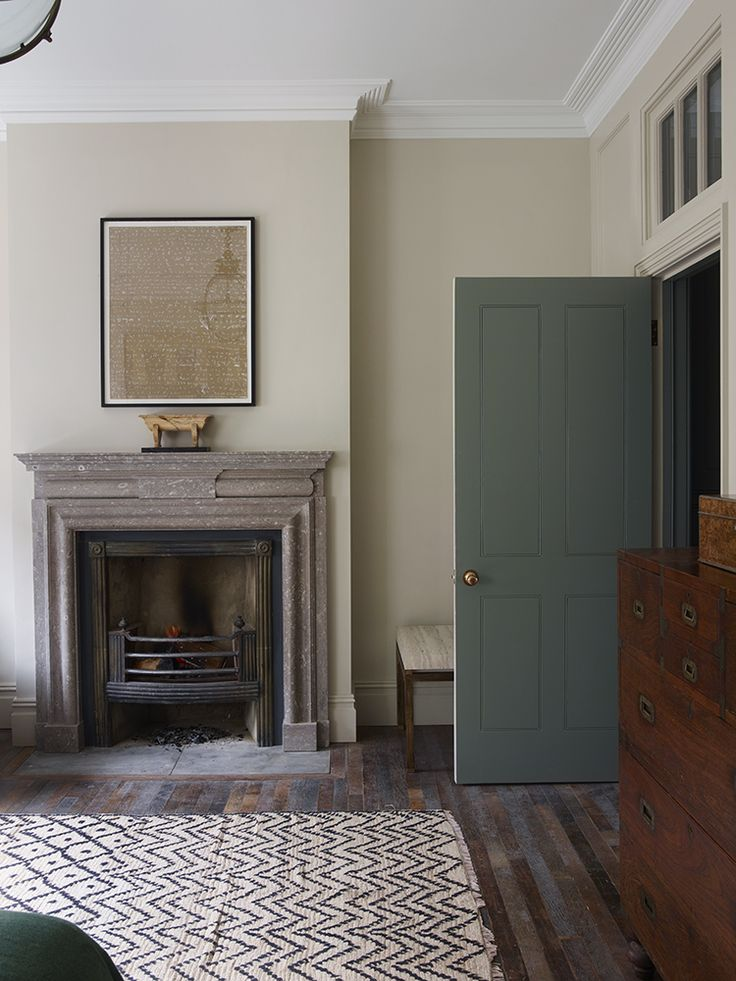 I chose Jamb Antique and London bespoke fireplaces for my latest housing project in Hanbury street as seen in World of Interiors.