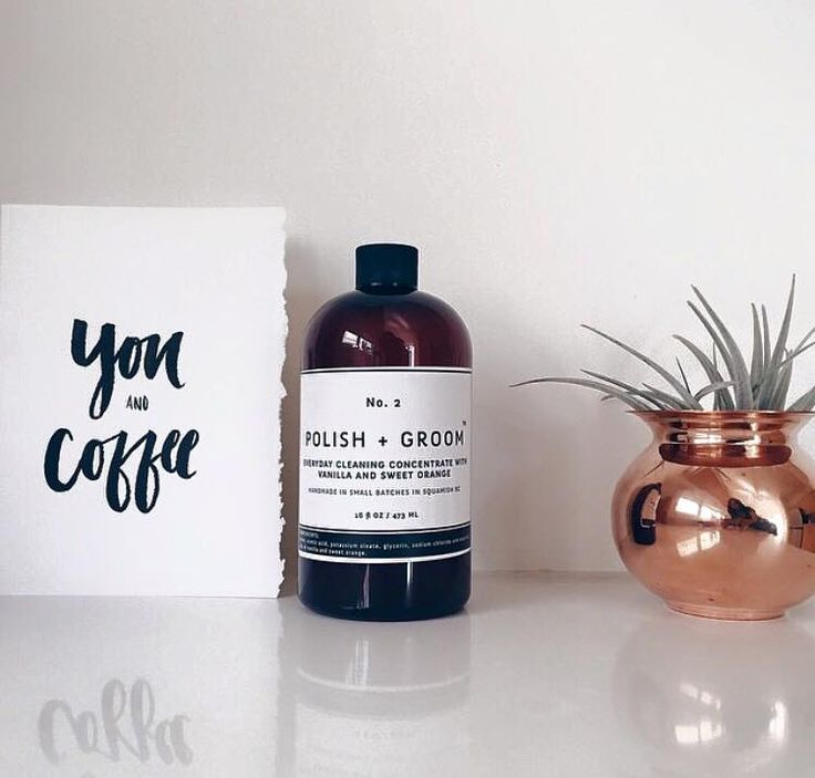 Polish + Groom Cleaning Concentrates available instore or online // London Fields Shoppe in Vancouver (BC)