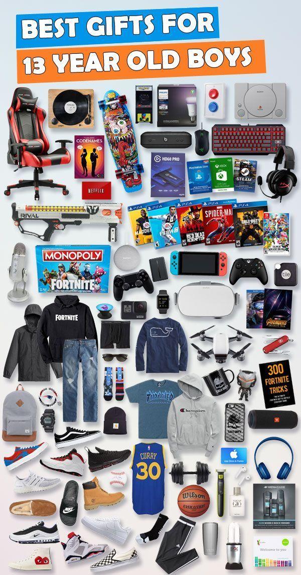 Tween Boy Christmas Gifts 2020 Pin on Birthday Gifts