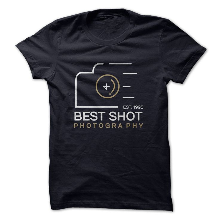Photography Best T Shirt