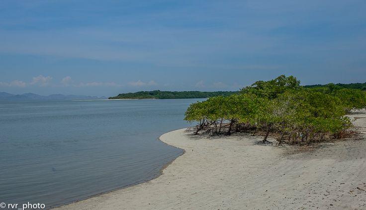 Punta Chame, Panama  www.vivimosdeviaje.com