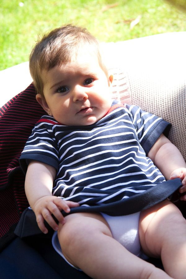 AIR MAX 2014A Bebé