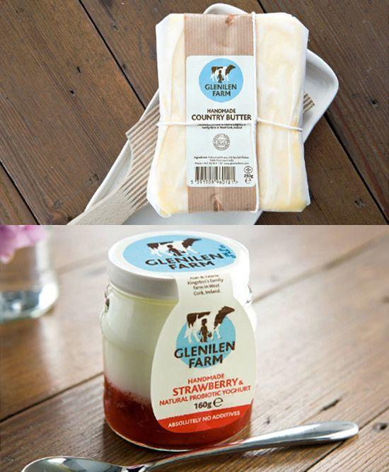 farm food packaging