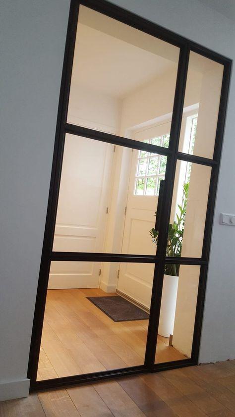 Afbeeldingsresultaat voor stalend deur zijpaneel
