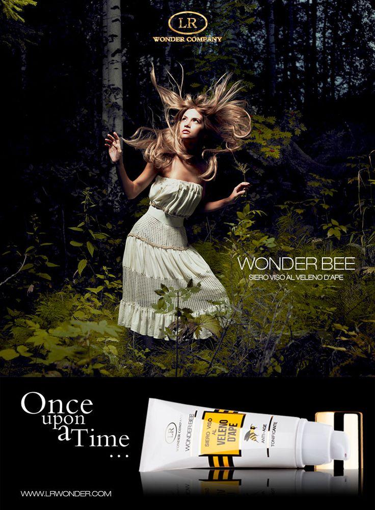 Wonder Bee Siero viso ... da favola!