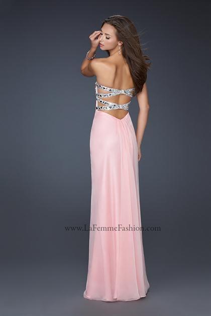 La Femme 17909 at Prom Dress Shop -- PromDressShop.com