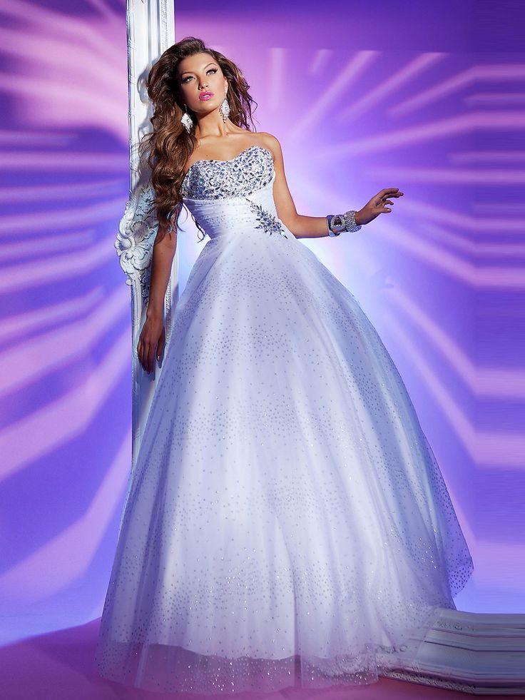 Mejores 109 imágenes de Prom Dresses en Pinterest | Vestido de baile ...