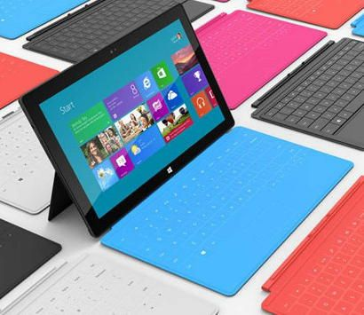 Surface Mini poderá possuir sistema de reconhecimento facial