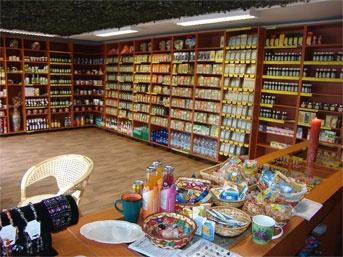 Herb shop Zdravý svet Slovakia Turzovka