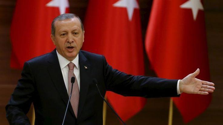 O Ερντογάν τα βάζει τώρα με τις ΗΠΑ:Φταίτε για το λουτρό αίματος στη Συρία