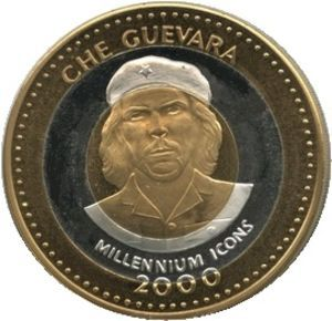 250 Shillings (Argentine Marxist revolutionary Che Guevara)