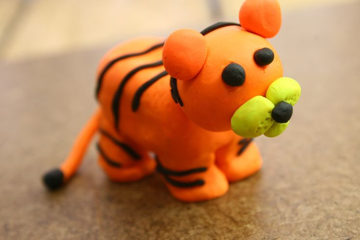 easy clay animals - photo #28