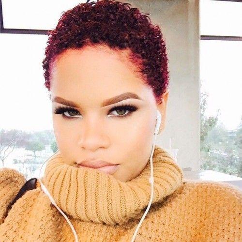 Enjoyable 1000 Ideas About Short Natural Hairstyles On Pinterest Natural Short Hairstyles For Black Women Fulllsitofus