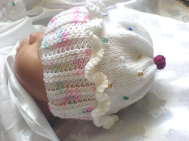 love this hat for baby!