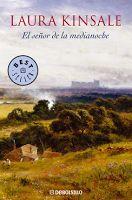 El señor de la medianoche - Laura Kinsale | Reseña - Viri Villarreal |