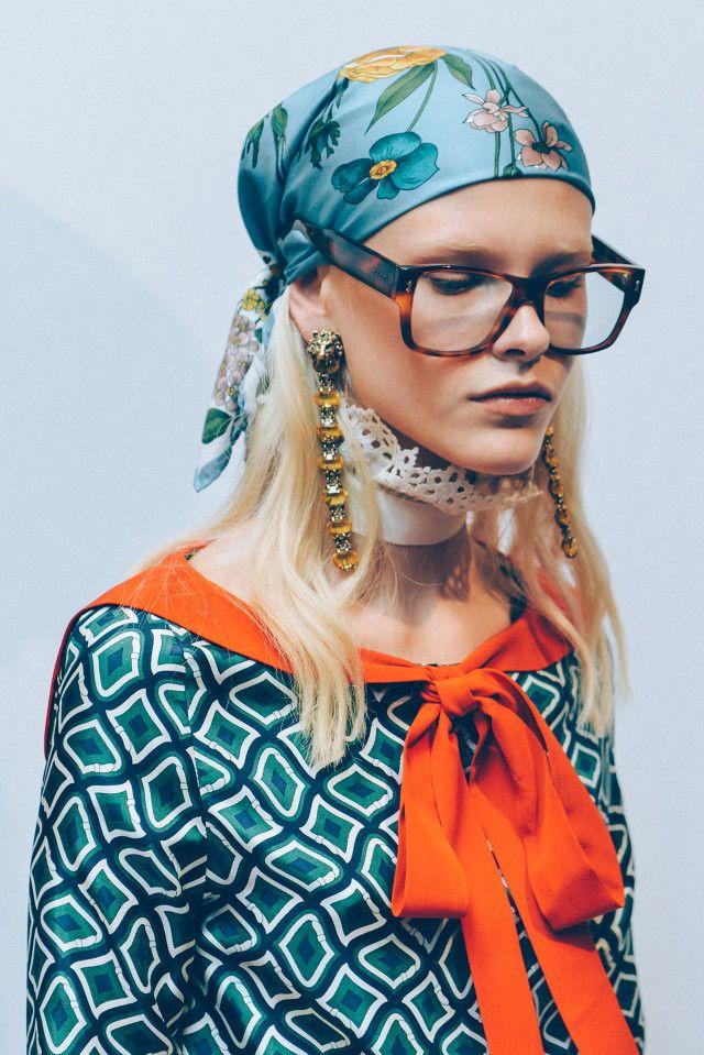 Gucci Spring-Summer 2016 Milan Fashion Week