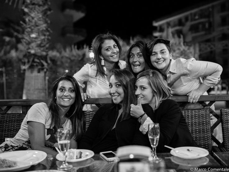 500px / Girls at the bar by Marco Comentale