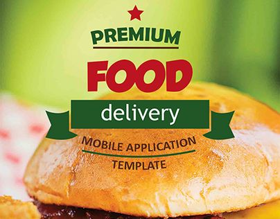 """Check out new work on my @Behance portfolio: """"Food Delivery APP"""" http://be.net/gallery/38532571/Food-Delivery-APP"""