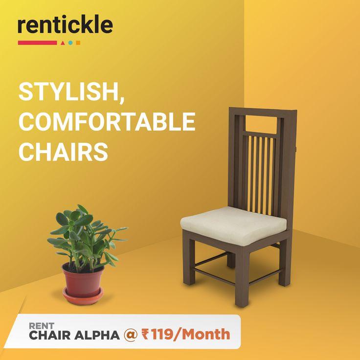 Get Comfortable!