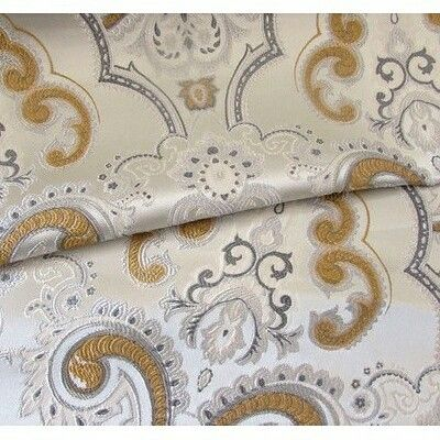 Love this fabric for our headboard custom made