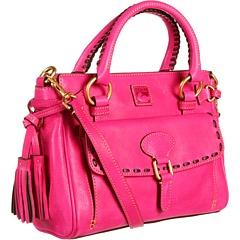 dooney and bourke florentine pocket satchel