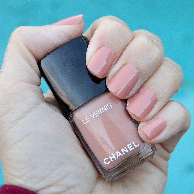 chanel beige beige nail polish spring 2017 review