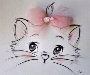 Disney Tattoo – Girly and SWAG!!! Et en plus mignone, et en plus c un chat et j'adore les ch…