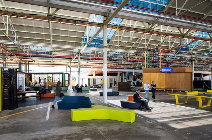Woods Bagot and Tridente's redevelopment of Tonsley Park Tafe