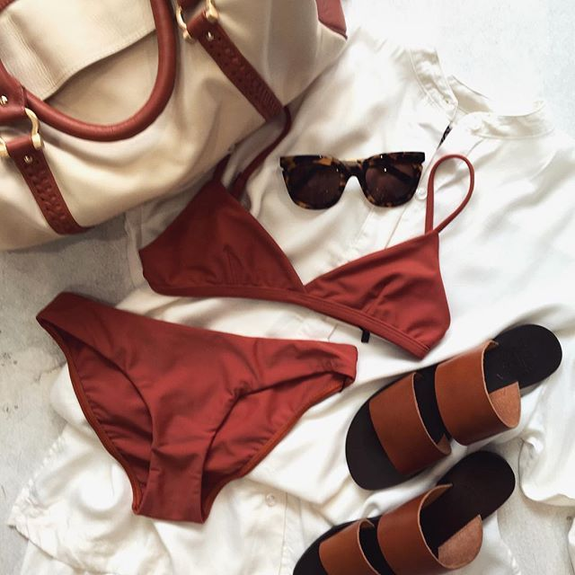 Ready to take off via @mcleanandpage #atpatelier #atpateliertravels #liv #sandals