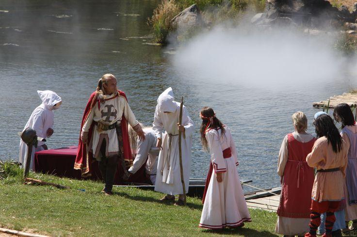 Les Vikings - Puy du Fou #Vikings #PuyduFou #Costumes #Spectacle #show