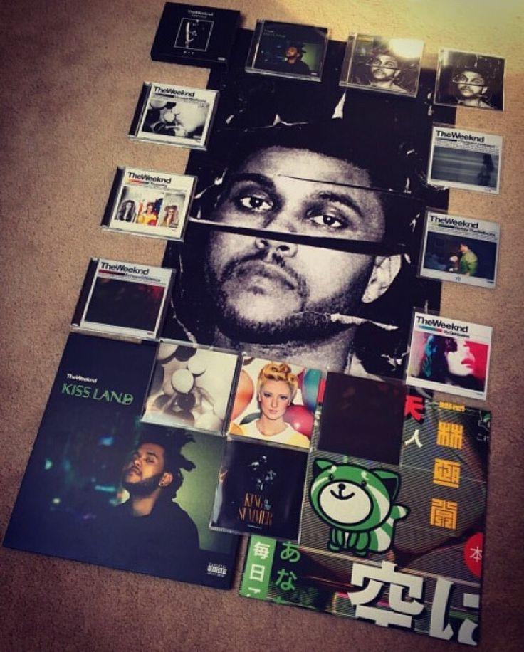thursday mixtape the weeknd - 736×916