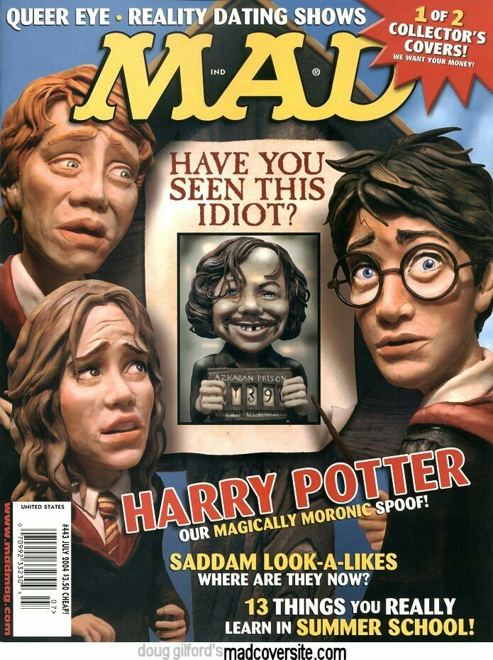 17+ Images About MAD Magazine Covers On Pinterest