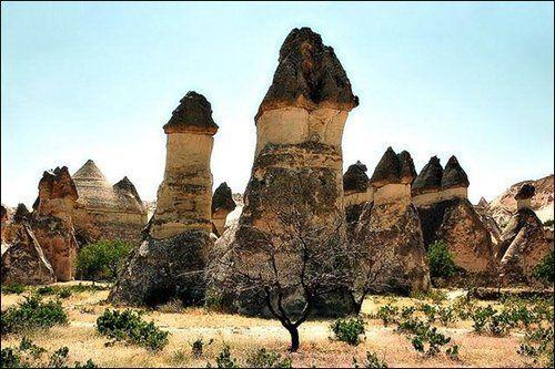 Capadocia, Turquie