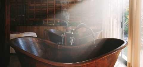 Yaan Wellness, copper bath