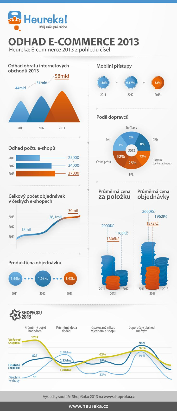 Odhad e-commerce 2013